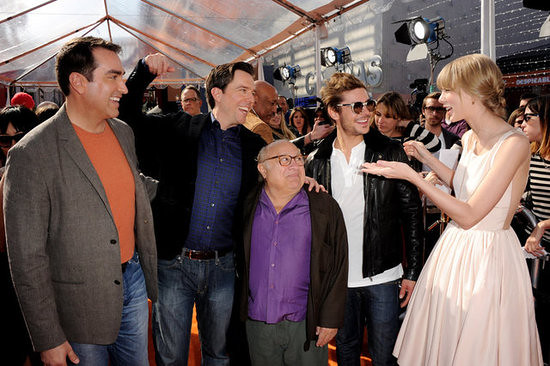 Elenco de The Lorax