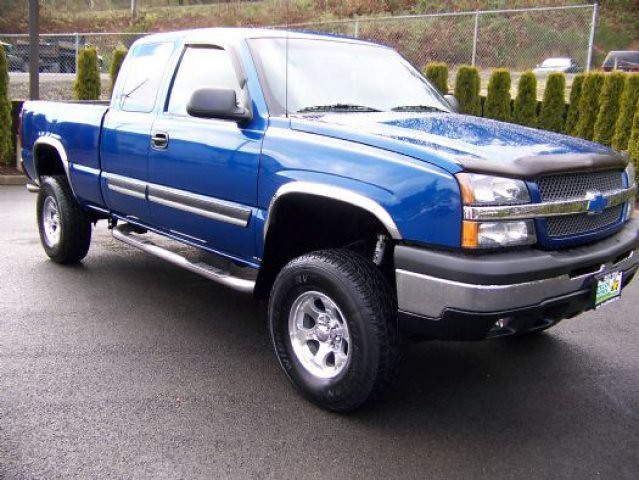 chevrolet 2004 silverado 1500 ls 4x xcb
