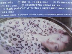 全新 原裝絕版 2003年 中森明菜 AKINA NAKAMORI - ORIGINAL 精選 CD 港版 4