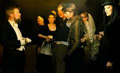 Scene fra spillet (_Xin) Tags: oslo musical larp impro kaizers laiv musikal laivfabrikken larpfactory marcelloskjeller