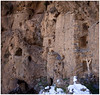 "SansTitre_04 (Clement Guillaume) Tags: agadir inoumar grenier amazigh tizgui montsiroua mont siroua greniers forteresse greniersforteresse falaise montagne montain berbère djebel ""djebel siroua""taliouine taliwine maroc royaume almaghrib المغرب maghrib morocco north africa northafrica afrique afriquedunord igherm"