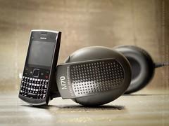 "Nokia Product (Mr Munduq) Tags: mobile nokia headphones product móvil e5 producto elinchrom audífonos ""olympus ""nokia zd50mm strobist zd50mmf2macro e5"" x201"""