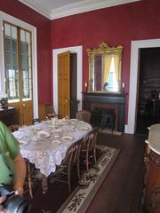 Dining Room (JuralMS) Tags: houses mississippi biloxi 2012 beauvoir harrisoncounty antebellumhouses gulfcoaststudytour