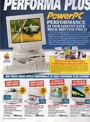 img004 (aaekoxon) Tags: applemac powerpc oldmac vintagemac applemacintosh oldapple perfoma mid1990mac