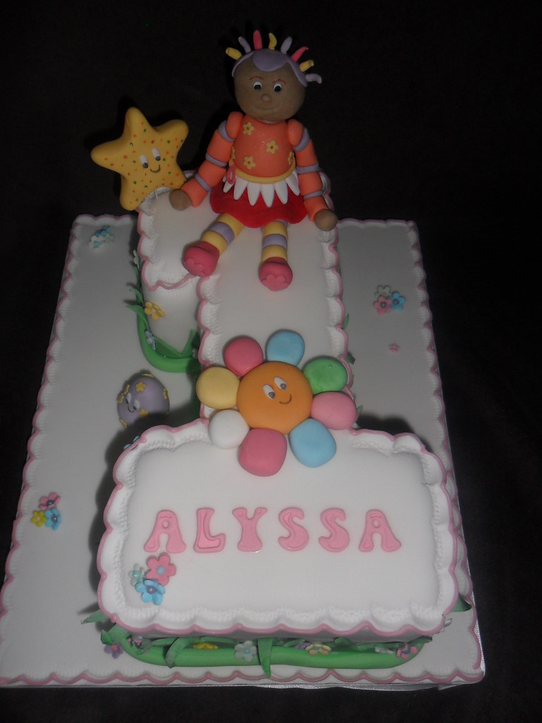Upsy Daisy Cake Decoration : The World s Best Photos of daisy and iggle - Flickr Hive Mind