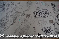 Live Art At Platform2012-8531