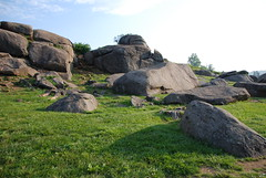 "Devils Den, Gettysburg • <a style=""font-size:0.8em;"" href=""http://www.flickr.com/photos/75865141@N03/6865869845/"" target=""_blank"">View on Flickr</a>"