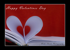Happy Valentines Day Wishes (Nithi clicks) Tags: red color love saint paper day heart symbol d happiness valentine amour fete valentines redheart