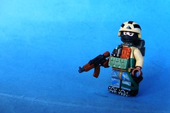 Modern Battlefield 3 (Captain Kittie Cat) Tags: 3 modern toys video call lego russia lol duty games figure battlefield custom russian cod weapons minifigure warfare bf3 mw3