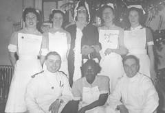 Noreen Shaw on Clayton Ward Christmas Day 1956 (Voices Through Corridors) Tags: christmas 1950s claytonward