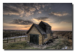 Oare 5 [Explored] (J.W.Turner) Tags: sunset sky water clouds canon warm tokina hdr 1224 faversham oare 500d photomatix acdsee