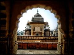 The Royal Gaitor, Jaipur (kaniths) Tags: travel india color heritage history colors colorful jaipur rajasthan historicindia royalgaitor plportfolio