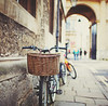 oxford lifestyle (In Memory Lane~) Tags: street bike bicycle 35mm university dof bokeh mark ii oxford 5d 35l
