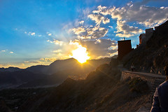 IMG_2797.jpg (Saad Faruque) Tags: sunset mountain hill viewpoint leh ladakh viewfromthehill