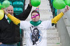 Hibernian vs Celtic (vagelisgeo) Tags: ireland irish scotland football scottish celtic spl hoops hailhail