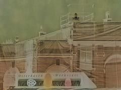 Happy Easter! Frohe Ostern! (hedbavny) Tags: schnbrunn light shadow architecture easter mask sightseeing baustelle architektur scaffold shroud tor renovation ostern verpackung schatten tr shrouded glckwunsch tourismus packed gitter residenz maske ostermarkt happyeaster froheostern schleier restauration sehenswrdigkeit gerst restaurierung schnbrunnpalace denkmalschutz vergittert wienvienna eingepackt sterreichaustria buidlingsite verschleiert maskiert potemkinschesdorf eingerstet potemkinfacade osterkitschschlos