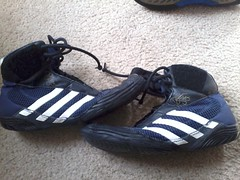 Adidas Superslays **GONE** (The_Blueblood) Tags: shoes 10 wrestling classics adidas 95 navyblue size10 wrestlingshoes size95 adidaswrestling superslays brandonslay