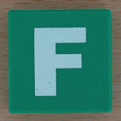 Spelling Bricks letter F (Leo Reynolds) Tags: canon eos iso100 f letter 60mm f80 oneletter fff letterset 0sec 40d hpexif grouponeletter xsquarex xleol30x
