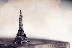 Eiffel Tower in our house :P +1 ( Explore ) (Rehab Saleh || ) Tags: