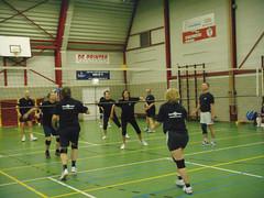 2012 Kangeroeteams 'Slecht te passe' en 'De late groep' in duel