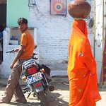 "Orange in Rajasthan <a style=""margin-left:10px; font-size:0.8em;"" href=""http://www.flickr.com/photos/14315427@N00/6934418433/"" target=""_blank"">@flickr</a>"