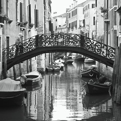 Ponte Canale - Venezia (Explore Front Page)