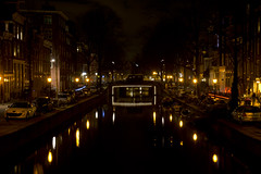 Weekend  Amsterdam (Julien   Quelques-notes.com) Tags: holland netherlands amsterdam canal bynight paysbas hollande amsterdambynight canauxdamsterdam