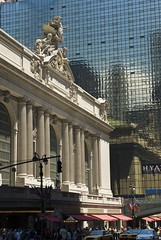 NYC Grand Central Station (dkjphoto) Tags: nyc newyorkcity railroad travel usa newyork tourism station america train tour unitedstates manhattan railway tourist northamerica dennisjohnson wwwdenniskjohnsoncom