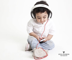 cool (abdulrahman dulem) Tags: music white smile background beats