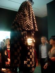 THE TOTAL LOOK: MOCA Member's Opening (MS KRYSTEE CLARK) Tags: party art fashion losangeles mac retro opening groovy moca pacificdesigncenter rudigernreich williamclaxton peggymoffitt krystee thetotallook mskrystee