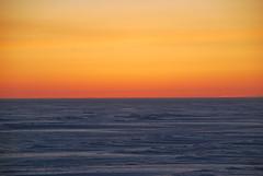Jäinen meri // Frozen Baltica (Mart LPS) Tags: sunset sea mer snow ice sunrise suomi finland frozen baltic meri glace jää baltique finlande