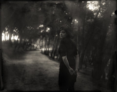 In to the sunset (Andreas Ulvo) Tags: barcelona portrait large 4x5 format mont 5x4 caffenol juic