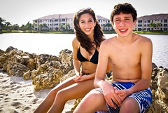 (cscokid_00) Tags: girls sun hot west beach birds swim tampa fun coast crazy sand play gulf florida fort gator side karen frankie aligator suit bikini sweat buy naples mean samantha humid myers
