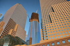 TOWER ONE WTC - WORLD FINANCIAL CENTER (kevinh_photos) Tags: nyc newyork memorial worldtradecenter 911 nypd wtc sept11 neverforget fdny rebuilding 91101 papd kevinhphotos