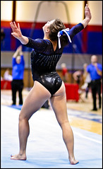 IMG_0399 (photo_enthus78) Tags: gymnast gymnastics athletes sorts collegesports collegegymnastics