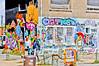 Graffiti: La Rochelle, France 2011 (jssutt) Tags: ocean sunset france tourism night clouds french harbour nighttime maritime larochelle airlines weber habor airlplane seaharbour weberstateuniversity jssutt jeffsuttlemyre moulesaqaurium nightlightstraffic