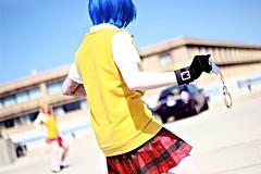 Combat Ready. (tonicnebula) Tags: photoshoot cosplay animecentral ikkitousen ryomoushimei hakufusonsaku acenphotoshoot