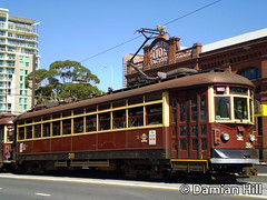 H type 351 / 367, City West (baytram366) Tags: city streets west history public terrace north transport historic h type service interurban retired 2008 glenelg trams 1929 351 367