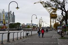 Caminata (HAIK | ASI DE SIMPLE!) Tags: argentina port boat buenosaires nikon barco buenos aires farol puertomadero dique estructura baranda d5500 opuerto