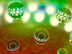 Reflections (andre schröder) Tags: macro reflections colours waterdrops ringlight ipad nikond700 andreschröder