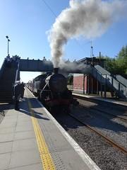 DSC03771 (Alexander Morley) Tags: ireland no 4 patrick railway class number railtour westport ncc society derby preservation wt lms croagh rpsi 264t