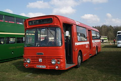 BEH 147H (Gricerman) Tags: detling pmt daimlerfleetline potteriesmotortraction beh147h southeastbusfestival