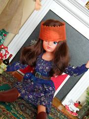 Sindy's Christmas Day - 22 (misssindy) Tags: christmas doll dolls marx 16 gayle diorama pedigree sindy