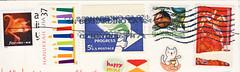 USA May (postcardlady1) Tags: stamps briefmarken