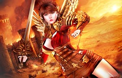 Berserker (cerezachan) Tags: doe medieval fantasy zenith fgc fantasygachacarnival kawaiiproject