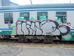 596 (en-ri) Tags: train writing graffiti grigio genova crew zena inri nero ior nime 2016 iorr