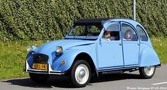 Citron 2CV 1978 (XBXG) Tags: auto old france holland classic netherlands car mobile vintage french automobile nederland citron voiture bleu 2cv 1978 frankrijk paysbas eend geit ancienne myosotis 2016 vijfhuizen 2pk 2cv6 citron2cv franaise deuche deudeuche citromobile citro 43xl14
