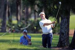 David Lingmerth på TPC Sawgrass Rond THE PLAYERS hål 1 (goran.soderqvist) Tags: golf theplayers tpcsawgrass davidlingmerth