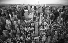 Manhattan From Above (Marcela McGreal) Tags: city nyc newyorkcity urban blackandwhite bw white newyork black byn blancoynegro blanco branco buildings blackwhite noir noiretblanc manhattan negro rockefellercenter preto bn midtown bianco blanc nero pretoebranco schwarz bianconero bnw topoftherock biancoenero noirblanc blanconegro pretobranco weis schwarzundweis