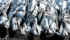 Svinafellsjökull  closeup (wanderingYew2 (thanks for 3M+ views!)) Tags: iceland nationalpark vatnajökull vatnajökullglacier svínafellsjökull svínafellsjökullglacier vatnajökulsþjóðgarður vatnajökullnationalpark fujixpro2